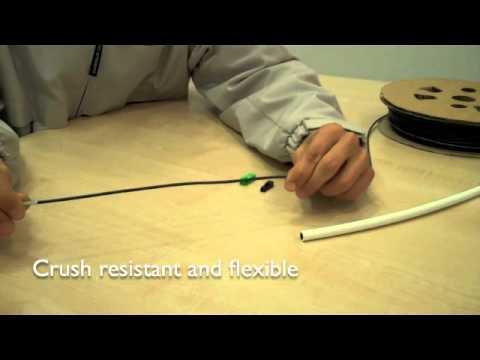 Miniflex - QuikPush Fibre Optic Cable