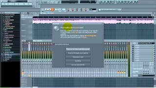 recording vocals to a beat in fl studio