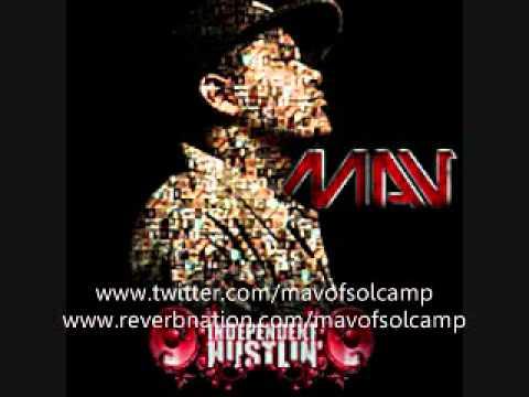 Phoenix az rappers Mav feat Gmoe - me against the world - indpendent hustlin - 6