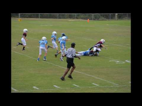 #19 Lathan Rich Russell Christian Academy Warriors