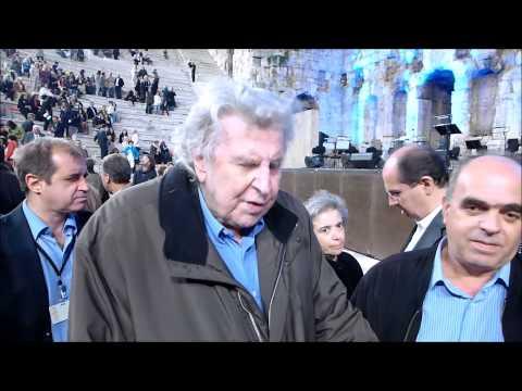 ΜΙΚΗΣ ΘΕΟΔΩΡΑΚΗΣ/MIKIS THEODORAKIS/ΗΡΩΔΕΙΟ 3-10-2013