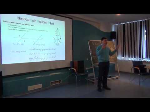 Sergey Vasiliev: Spin Exchange and Magnons in Cold Atomic Hydrogen Gas