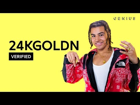 "24kGoldn ""Valentino""   & Meaning  Verified"