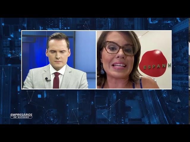 Entrevista com Renata Barbalho ao programa Empresários de Sucesso TV