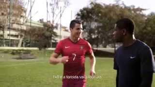 NIKE 2014 - Neymar x Cristiano Ronaldo; Rooney x Ibrahimovic...