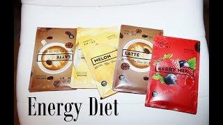 Energy Diet Smart отзыв /  худеть легко