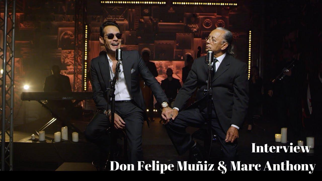 Interview - Don Felipe Muñiz & Marc Anthony