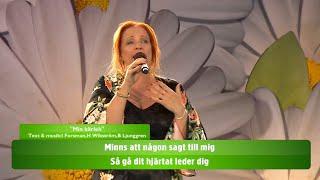 Allsång: Min kärlek - Lotta på Liseberg (TV4)