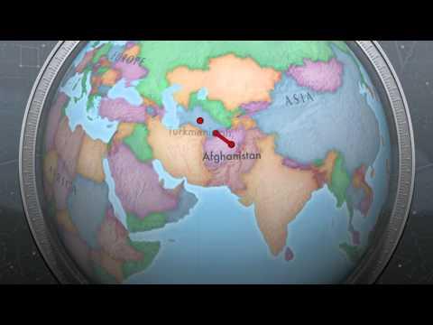 Afghanistan - Turkmenistan