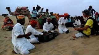Jahal Khan désert de Jaisalmer, MGH sept 2014