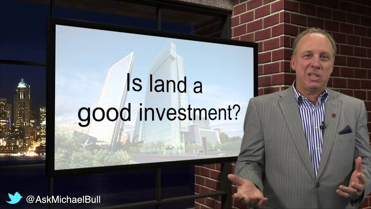 Is Land A Good Investment Youtube