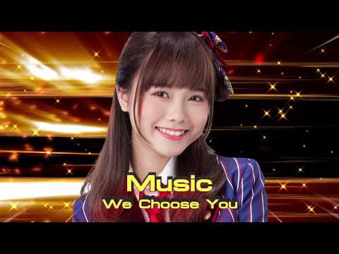 Music BNK48 「AKB48 53rdシングル世界選抜総選挙」