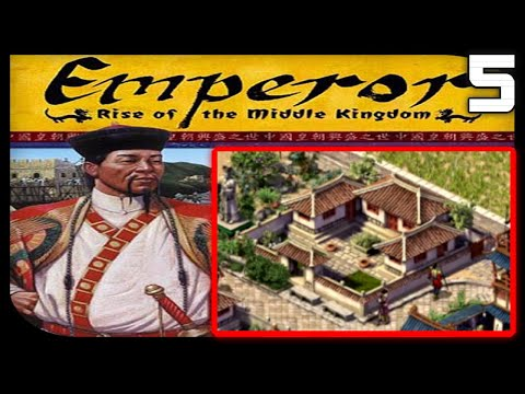 Creating Rich Neighborhoods! ~ Emperor Rise of the Middle Kingdom ~ Episode 5