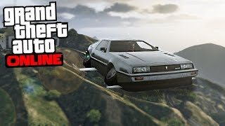 GTA Online - BACK TO THE FUTURE (DLC)