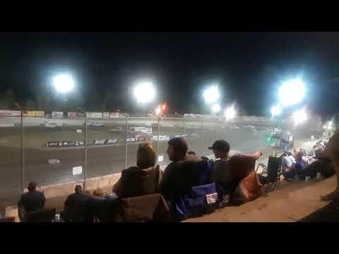 Bakersfield Speedway - American Stocks - 7/29/17