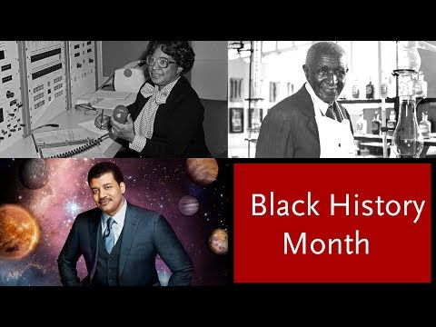 5 Black Scientists In History