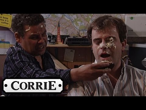 Craig Charles's Favourite Lloyd And Steve Moments - Coronation Street
