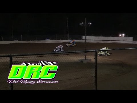 Jackson County Speedway | 5.6.16 | IMCA Racesaver 305 Sprints | Feature