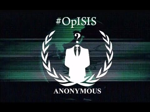 Anonymous Leaks List of ISIS Supporting Websites & Companies #OpISIS