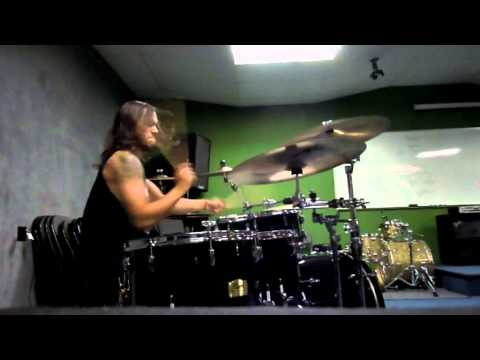 Scar The Martyr - Soul Disintegration - Drum Cover by Alex Rivas