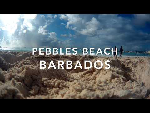Pebbles Beach, Barbados | Travel Saturdays