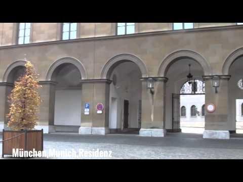 München,Munich,Residenz