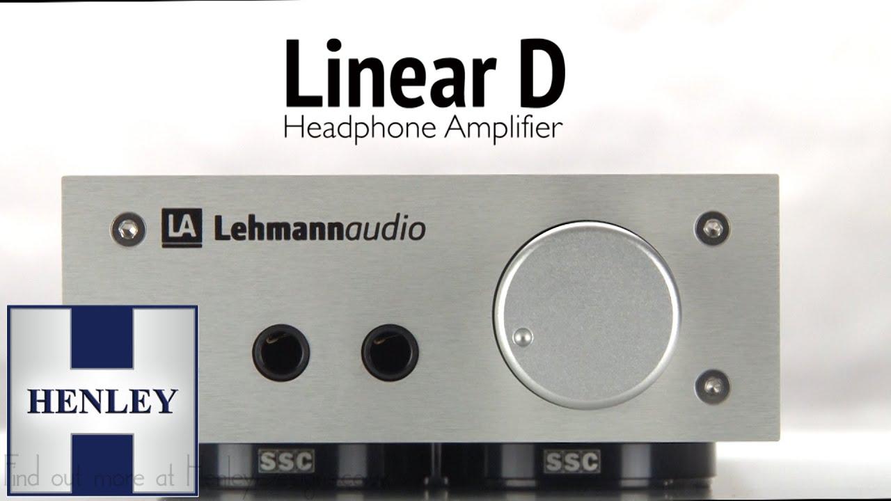 Lehmann Audio Linear D Black