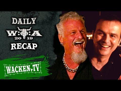 Wacken Open Air 2019 - Friday Recap