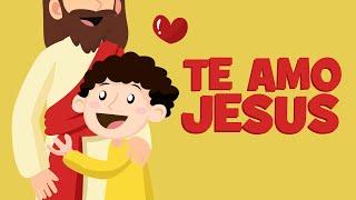 Te amo Jesus - Turma do Delfi