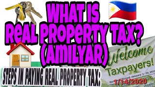 Ano ang Real Property Tax (Amilyar) Steps and Tips of payment in Paranaque City
