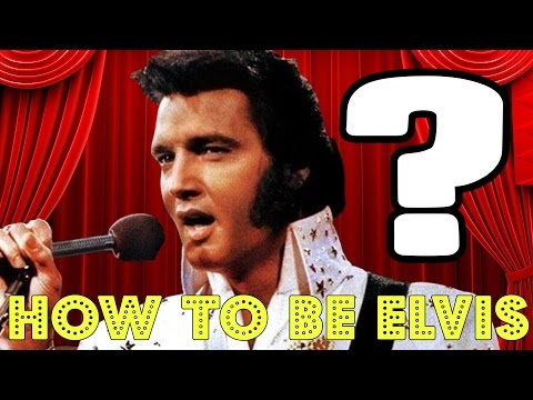How To Be: Elvis Presley (In 3 Easy Steps)    CopyCatChannel
