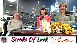 """Rewind"" ""Key to Recovery is ....LOVE"" - ReneMarie Stroke of Luck -"
