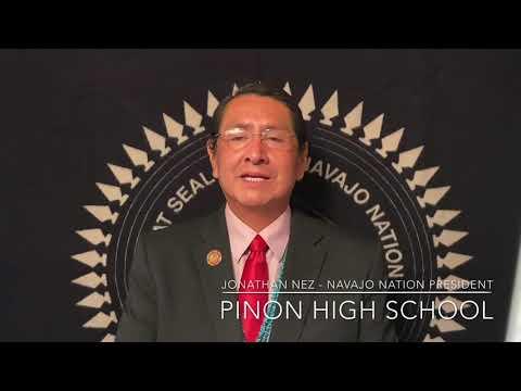 CONGRATULATIONS TO PINON HIGH SCHOOL GRADUATES!