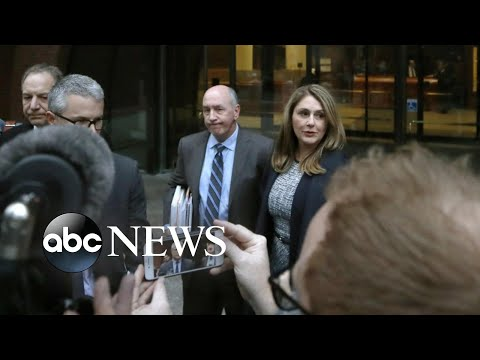 Hot Pockets heiress sentenced in college cheating scandal | ABC News