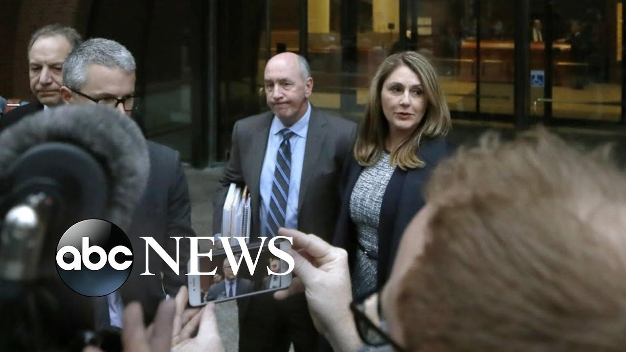 Hot Pockets heiress sentenced in college cheating scandal | ABC News Смотри на OKTV.uz