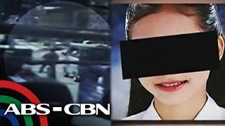 Pamamaril sa jeep sa Cebu, nakunan sa CCTV