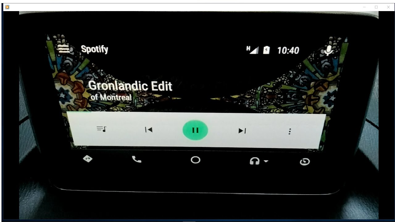 Mzd Android Auto >> MAZDA CONNECT ANDROID AUTO 0.93A @agartner - YouTube