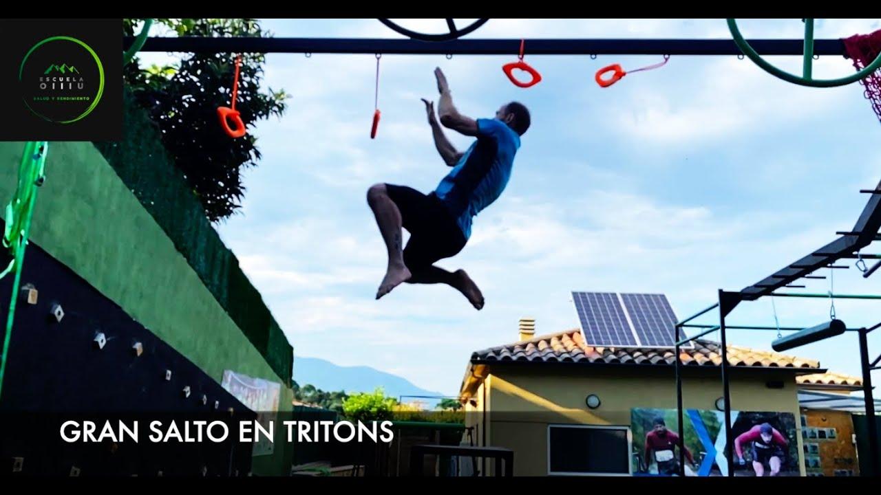 TÉCNICA DE SALTOS OCR - FLYING