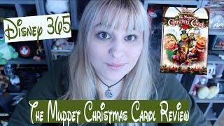 THE MUPPET CHRISTMAS CAROL || A Disney 365 Review
