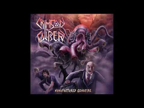 Crimson Caliber -  Manufactured Genocide (EP, 2018)