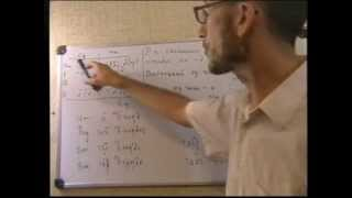 11 урок древнегреческого  3 склонение на n