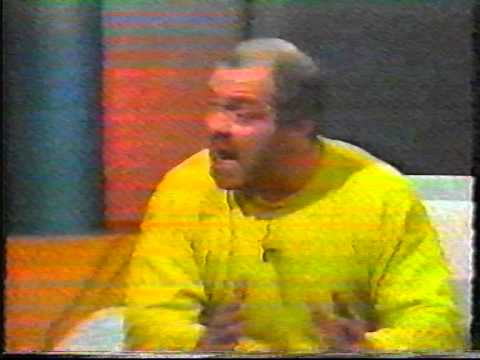 Lenny Mclean on The Ruby Wax show