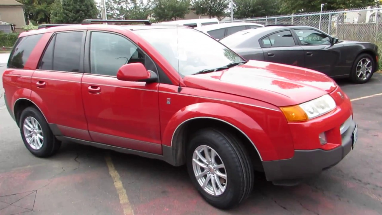 Saturn Vue Rims >> 2005 Saturn Vue With Custom Rims Tires 16 Inch Youtube