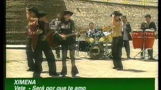 Sera Porque te Amo - Ximena Ibarra & Carlos Enrique Contreras