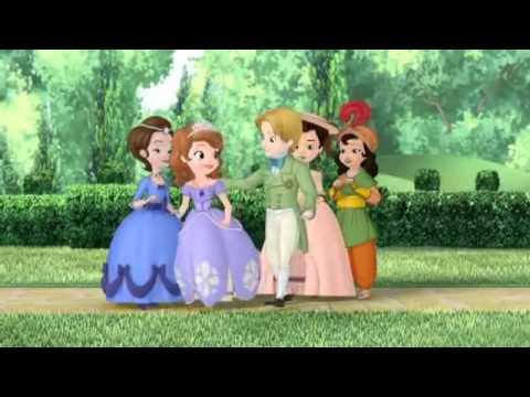 Sofia The First Once Upon A Princess โซเฟียที่หนึ่ง เจ้าหญิงมือใหม่ Thai 7   YouTube