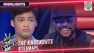Coach APL, pinili na tumuloy sa next round si Calvin | The Voice Teens Philippines 2020