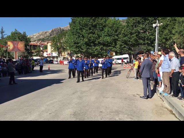 12-22 Haziran Amasya Atatürk Kültür ve Sanat Festivali Kortej Yürüyüşü