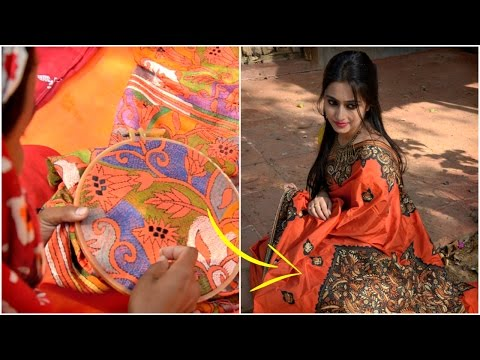 The Story Of Bengal's Kantha Stitch Saree | Short Documentary