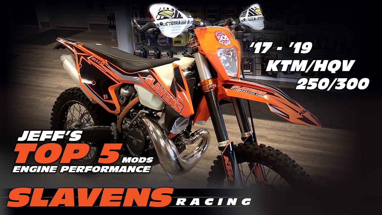 Jeff's Top 5 Engine Performance Mods 250, 300 - Slavens Racing