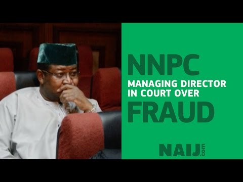Former NNPC group managing director Andrew Yakubu in court over fraud allegations